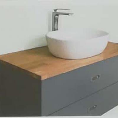 """ארון אמבטיה תלוי בר אפוקסי 60 ס""""מ"""