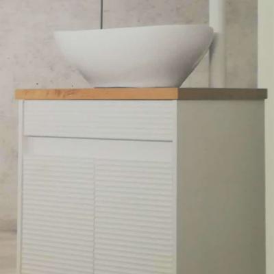"""ארון אמבטיה תלוי אפוקסי טמולי וויב 50 ס""""מ"""