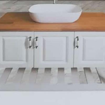 """ארון אמבטיה עומד לודי אפוקסי 100 ס""""מ"""