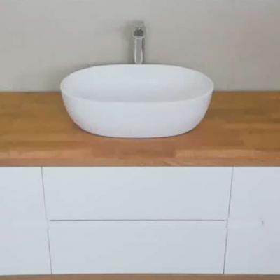 """ארון אמבטיה תלוי לינוס אפוקסי 120 ס""""מ"""