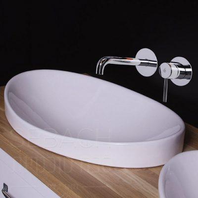כיור חצי שקוע לאמבטיה לביא