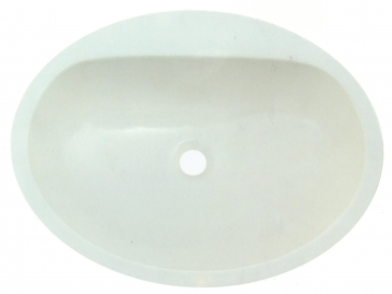 כיור אמבטיה בהתקנה שטוחה קנסס סיליקוורץ
