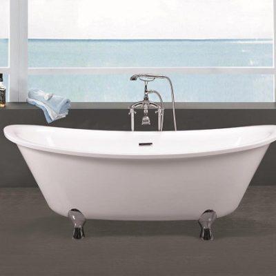 אמבטיה עומדת דגם סלינה זוגית מבית אל-גל