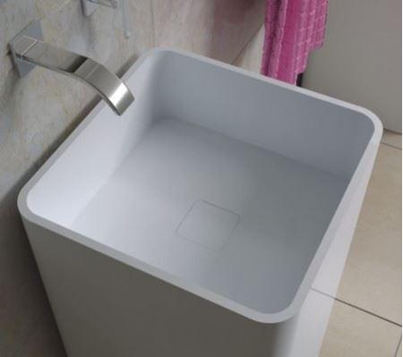 כיורים מעוצבים לאמבטיה דגם וונקובר