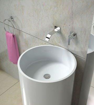 כיור עומד מעוצב לאמבטיה דגם נקסוס