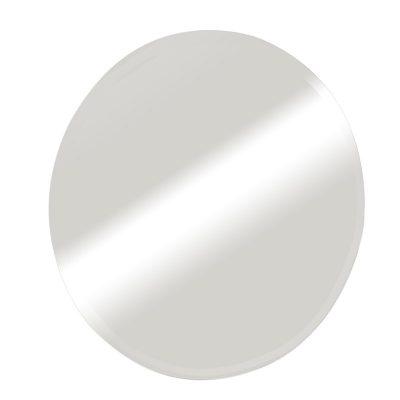 """מראה קריסטל עגולה קוטר 65 ס""""מ"""