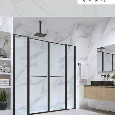 מקלחון חזית באקו