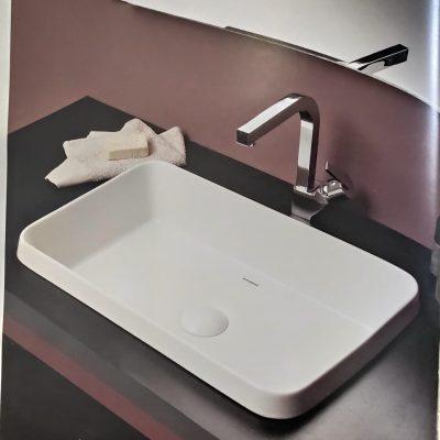 כיור אמבטיה חצי שקוע ליירה