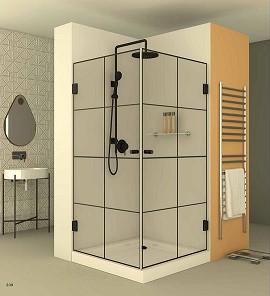 מקלחון פינתי נפתח ברצלונה