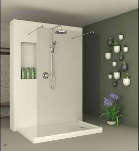 מקלחון חזית אופן ספייס