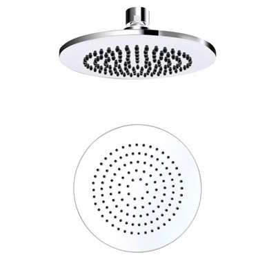 ראש מקלחת עגול פליז