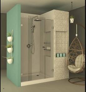 מקלחון חזית CNC אליאנו 205