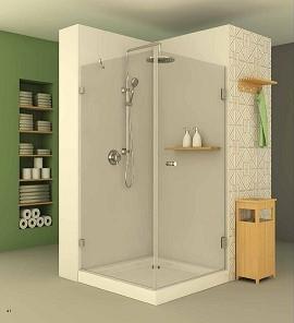 מקלחון פינתי רומא 601