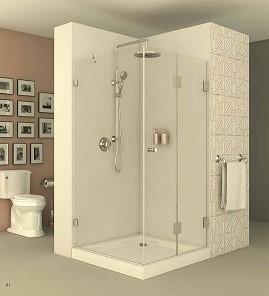 מקלחון פינתי רומא 606