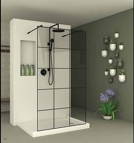 מקלחון חזית ברצלונה אופן ספייס