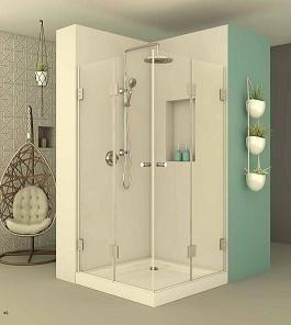מקלחון פינתי רומא 605