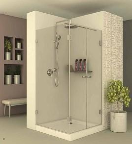 מקלחון פינתי רומא 609