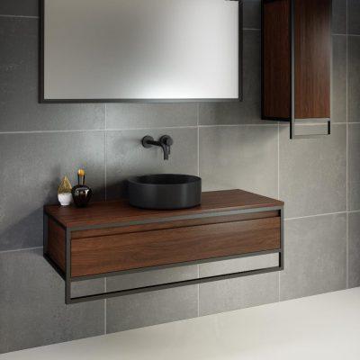"""ארון אמבטיה תלוי מגנזיום 60 ס""""מ"""