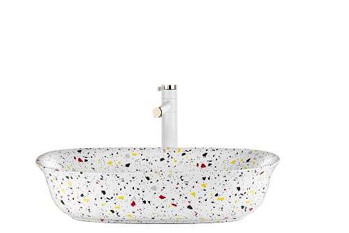 כיור חרס מונח לאמבטיה 8221