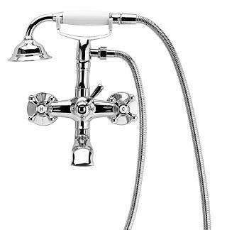 סוללה לאמבטיה ענתיק 8226 ניקל