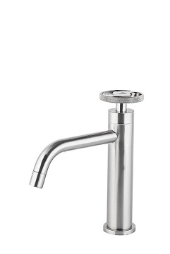 ברז אמבטיה מים קרים 8339 ניקל