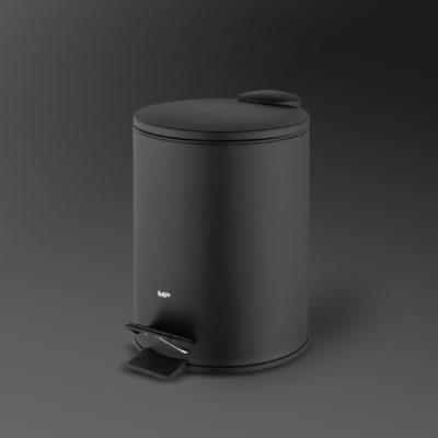 פח 3 ליטר בונטון שחור מט