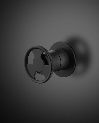 אינטרפוץ 3 דרך בונטון/אורבן מטרו שחור מט