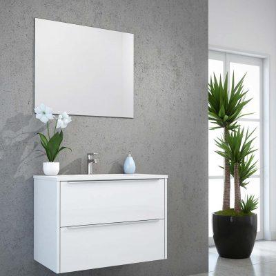 """ארון אמבטיה תלוי אפוקסי 60 ס""""מ דגם טורינו"""