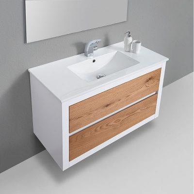 """ארון אמבטיה NATURAL תלוי 60 ס""""מ"""
